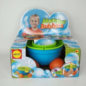 ALEX Toys Active Play Monster Bubbles Solution 4+